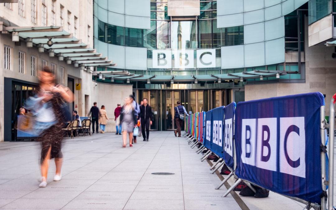 Public service broadcasting: It's political