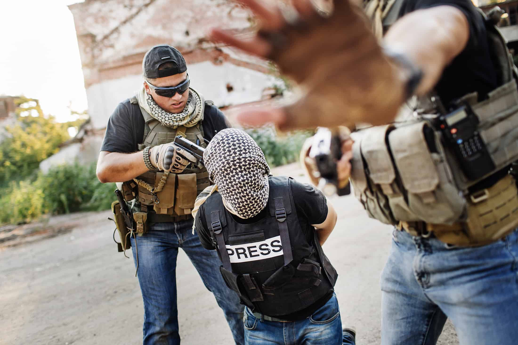 A global call to defend independent journalism